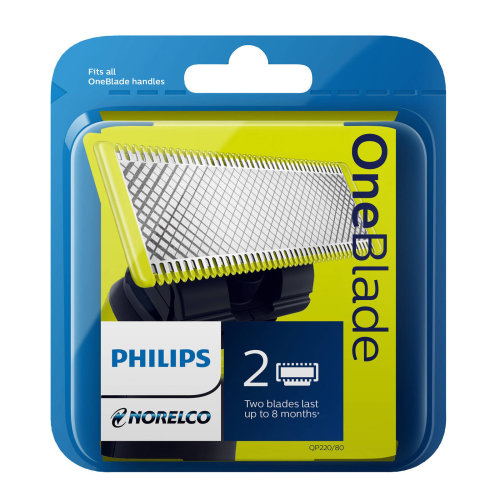 Philips Norelco OneBlade Replacement Blade Twin Pack