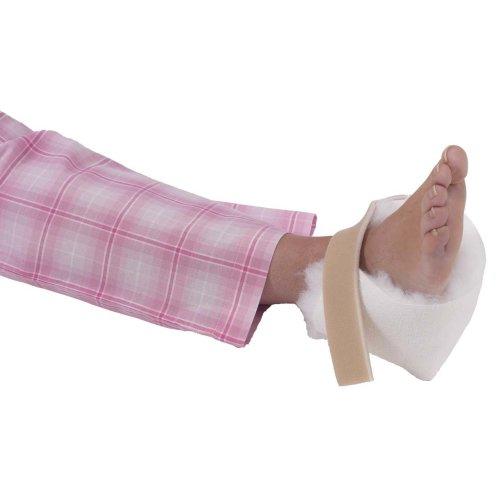 Heel Protectors - Wool Pile/Polyester - Helps Prevent Pressure Sores