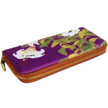 Chinese Style Characteristic Purse Silk Pouch Wallet Bag Perfect Gift, E