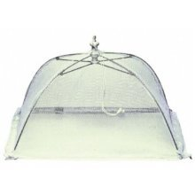 30.5cm Food Cover Protector - Chef Aid Net 305cm White x Mesh Fly -  food cover chef aid net 305cm white x mesh fly