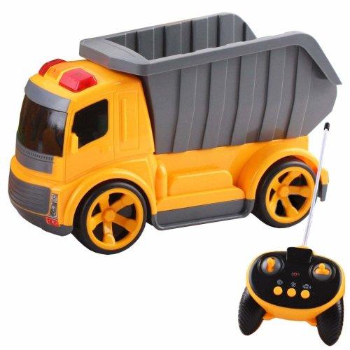 deAO RC Truck Full Functional Construction  (Dumper Truck)