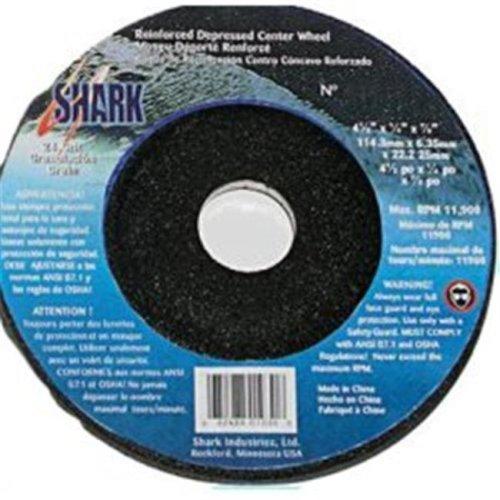 Shark Industries SRKSDP260 2 in. Mini Grinder Wheel, 60 Grit - Pack of 5