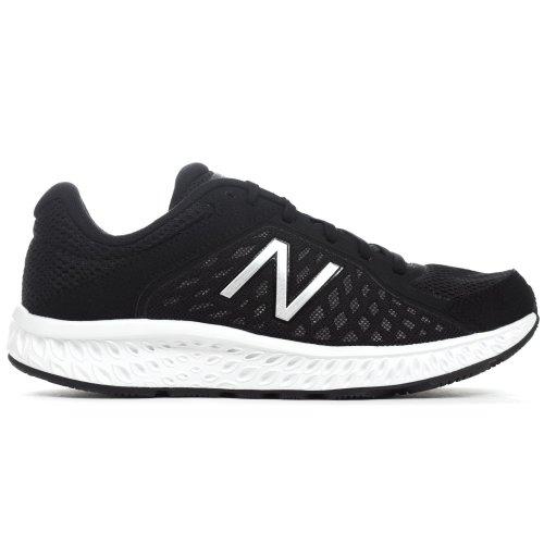 New Balance M420v4 Womens Ladies Running Trainer Shoe Black/White