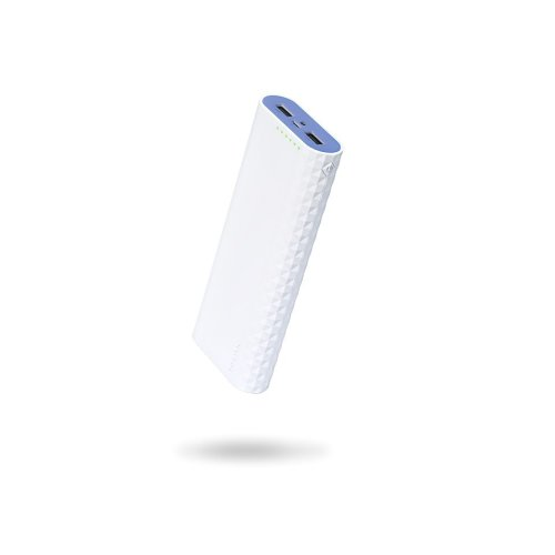 TP-LINK (TL-PB20100) 20100mAh Ultra Compact Power Bank, 5V USB, Smart Charge, LED Flashlight