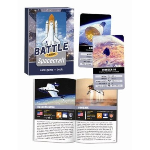 Battle Cards Spacecraft