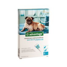 Bayer Advantage Flea Control For Dogs 55-88lb (25-40kg)