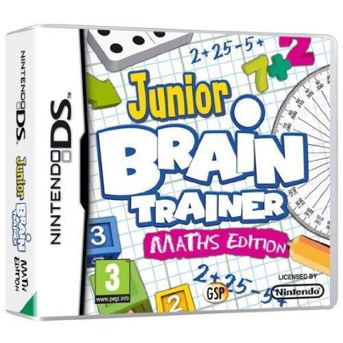 Junior Brain Trainer Maths Edition (Nintendo DS)