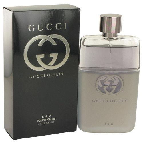 Gucci Guilty Eau by Gucci Eau De Toilette Spray 3 oz