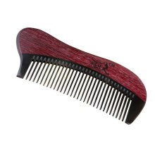 Classical Smooth Hair Comb Horn Comb Anti-static Hair Care for Women, Violet