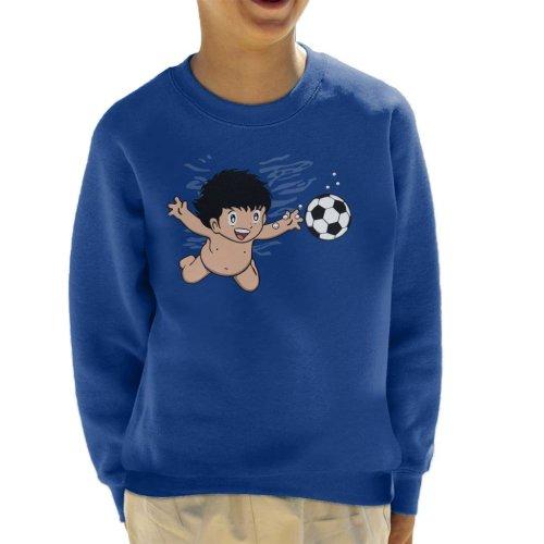 Soccermind Nirvana Captain Tsubasa Kid's Sweatshirt