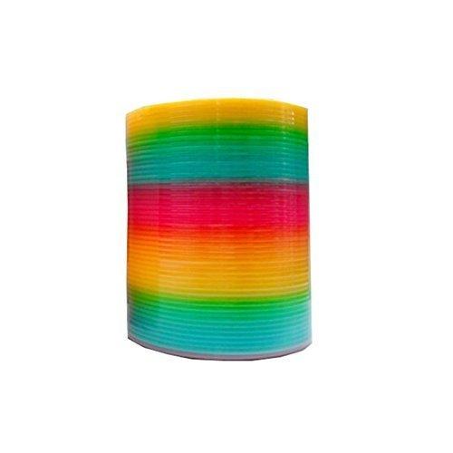 POPLAY Beautiful Rainbow Magic Spring/Slinky Rainbow/Slinky Slinky