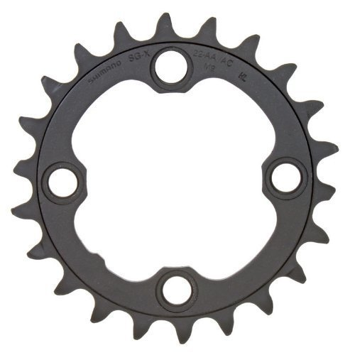 Shimano M815 810 770 9Sp Chainring 64Bcd X 22T Blk
