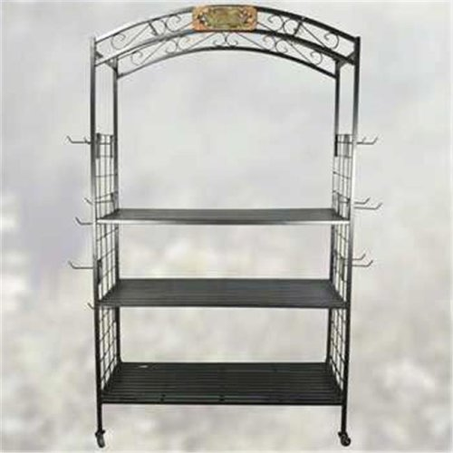 Coynes Company COYNESNGARCHDSP 3 Tier Arch Display with Wheels and 24 Hooks FRT