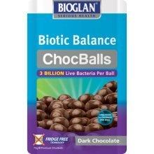 Bioglan Biotic Balance Chocballs Dark Chocolate for Adults 30 Servings