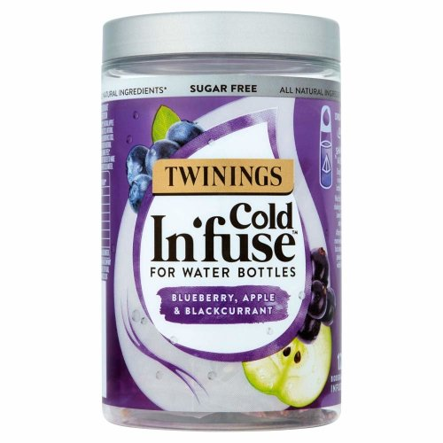 Twinings Cold In'Fuse Blueberry Apple and Blackcurrant 12 Tea Bag