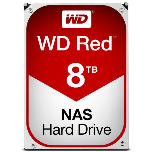 Western Digital Red HDD 8000GB Serial ATA III internal hard drive