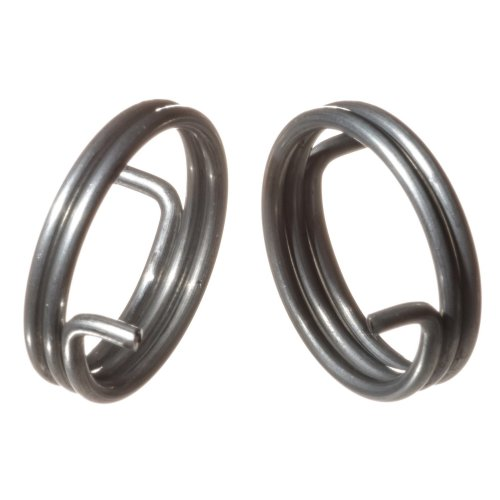 6 Door Handle Springs, 1.65mm wire, 3 Handed Pairs (2 + 1/2 turn coil)