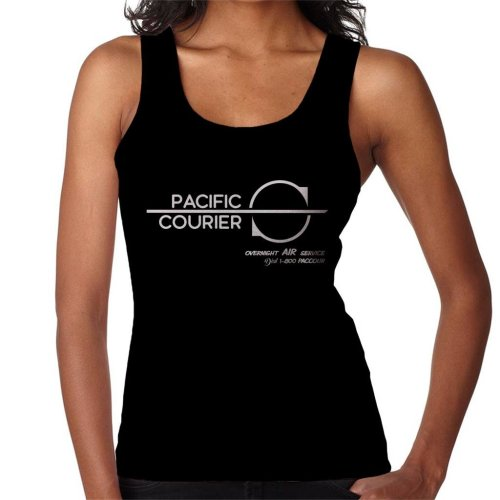 Pacific Courier Overnight Air Service Die Hard Women's Vest