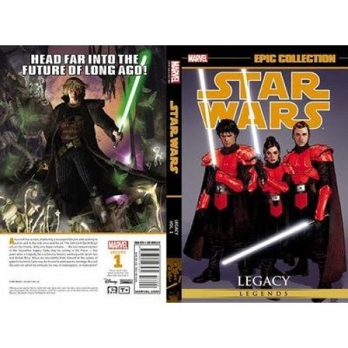 Star Wars Legends Epic Collection: Legacy Vol. 1: Vol. 1