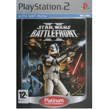 Star Wars: Battlefront 2 - Star Wars Battlefront II (PS2)