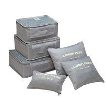 Travel Essential Storage Bag Packing Bag Cosmetic Bag Wash Bag Set-A2