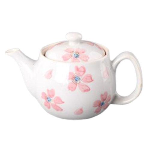 Japanese Teaware Domestic Teapot Ceramic Kettle Tea Pots Coffeepot #03