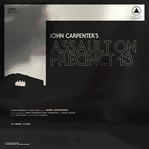 John Carpenter - Assault on Precinct 13 / The Fog [12 VINYL]
