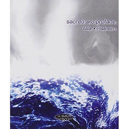 DANIEL ASIA - SACRED AND PROFANE [DVD]