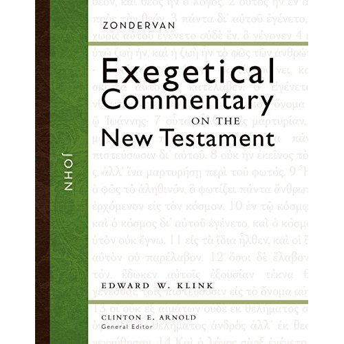 John (Zondervan Exegetical Commentary on the New Testament)
