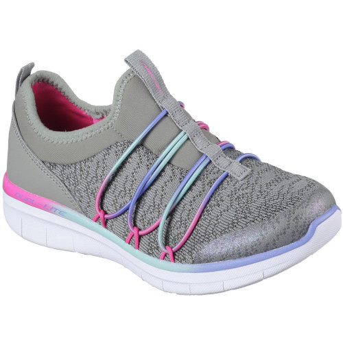 Skechers Childrens/Girls Synergy 2.0 Simply Chic Slip-On Trainers