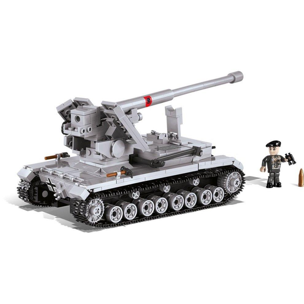 3033 500 pcs blocks WWII German tank Small Army COBI Waffenträger auf Pz.IV