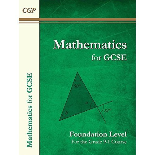 New Maths for GCSE Textbook: Foundation (for the Grade 9-1 Course)
