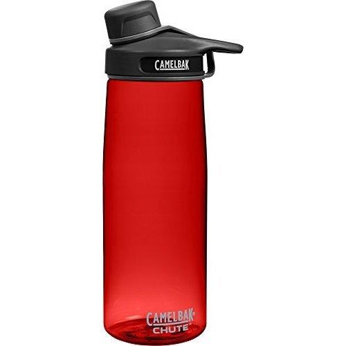 CamelBak Chute Water Bottle 0 75 L Cardinal