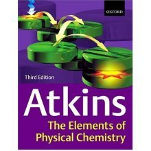 The Elements of Physical Chemistry, 3rd Ed.