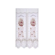 (85*150)Valances Floral Window Valances Door Curtain