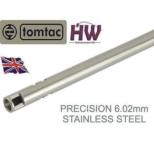 Airsoft Precision Inner Barrel 6.02 Stainless Steel Tight Bore 275Mm Tomtac 6.03 285