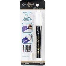 Deco Foil Adhesive Pen .34fl oz-