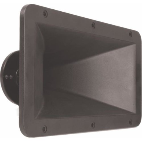 Eminence Speaker H14EA 1.4 in. Cast Aluminum Exponential Horn 60 x 40 in.