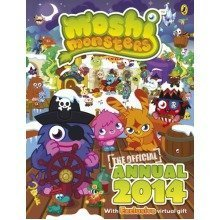 Moshi Monsters Official Annual 2014 (annuals 2014)