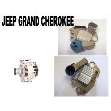 JEEP GRAND CHEROKEE MK3 III 3.0 CRD 2005 - 2010 NEW ALTERNATOR REGULATOR