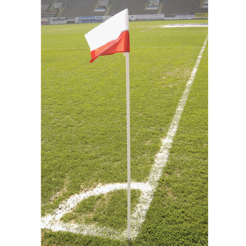 Precision Training Coaching Sports Football Rugby Corner Posts (Pack of 4)