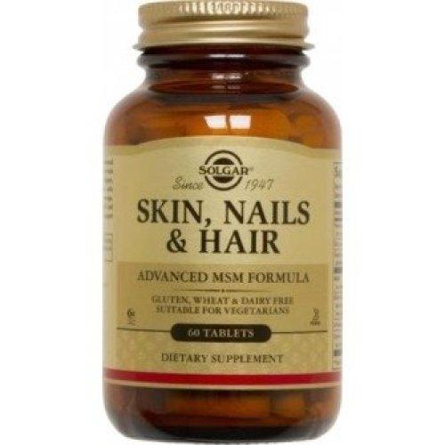 Solgar - Skin, Nails and Hair Formula 60VTabs