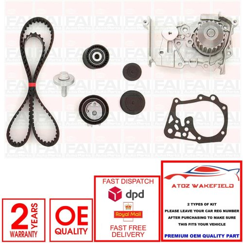 RENAULT CLIO KANGOO MEGANE LAGUNA DACIA DUSTER TIMING CAM BELT WATER PUMP KIT