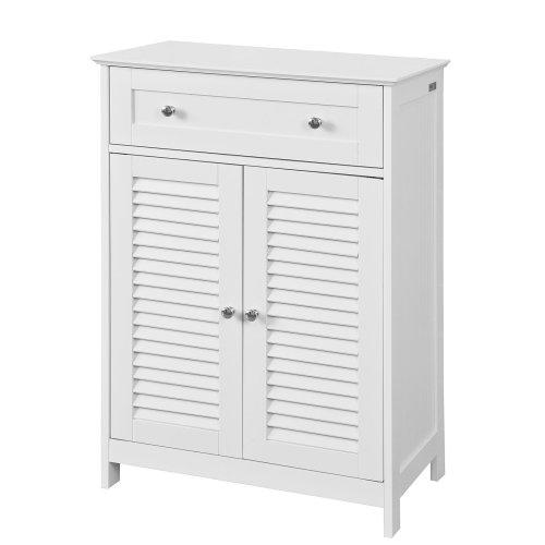SoBuy® FRG238-W, Bathroom Storage Cabinet Storage Cupboard Bathroom Shelf