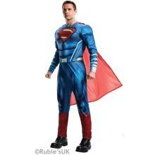 Superman Dawn Of Justice Adult Fancy Dress