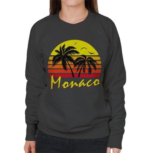 Monaco Vintage Sun Women's Sweatshirt