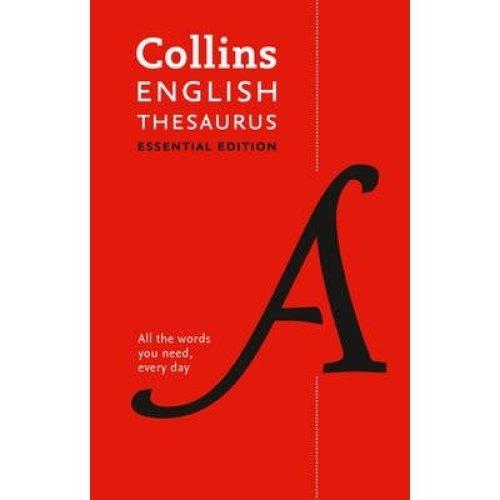 Collins English Thesaurus: Essential Edition