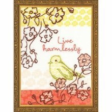 D72-73577 - Dimensions Handmade Embroidery - Live Harmlessly