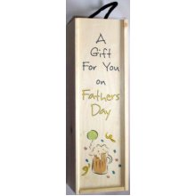 Father's Day Wine Box