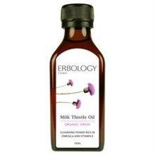 Erbology Organic Virgin Milk Thistle Oil 100ml